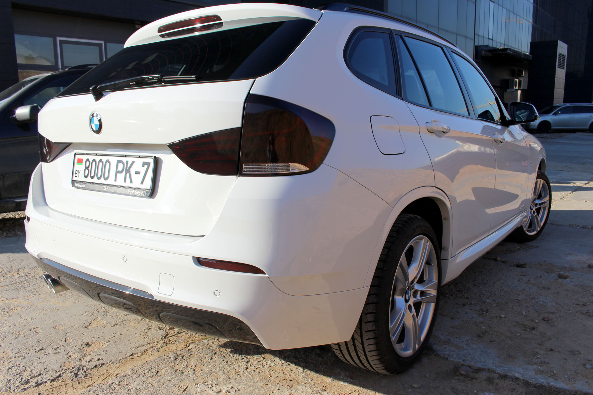 BMW X1 e84 M package