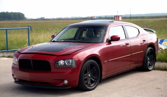 Dodge Charger HEMI